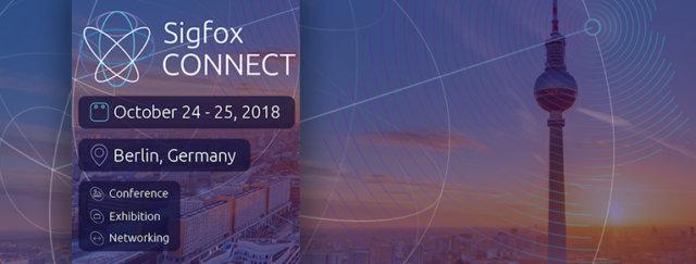 Sigfox Connect 2018
