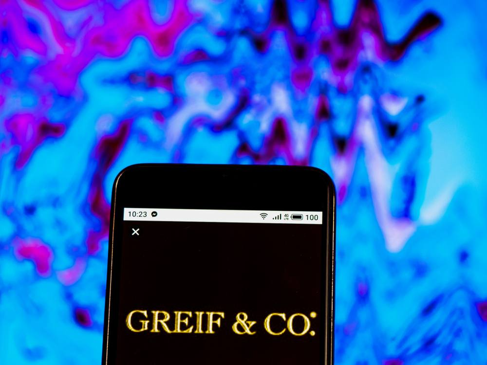Analysis of Greif's brand-1
