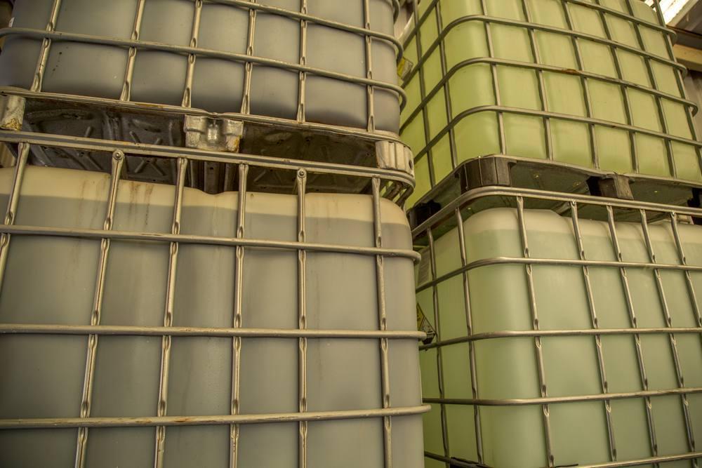 IBC tanks for storage-2