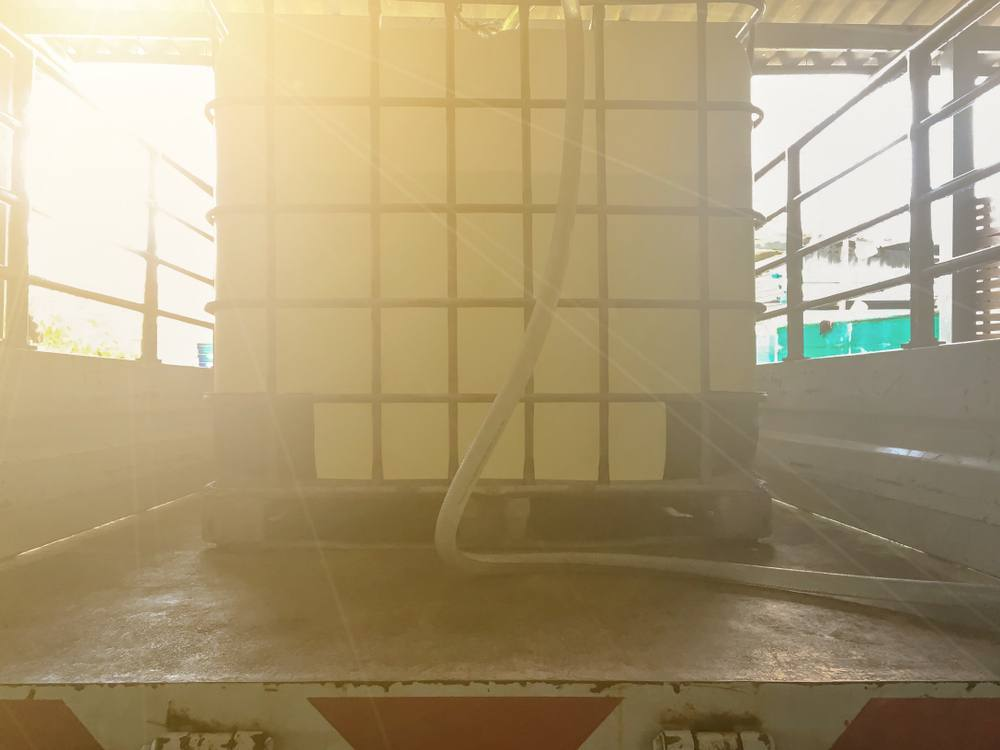 What are IBC tanks used for ?-1