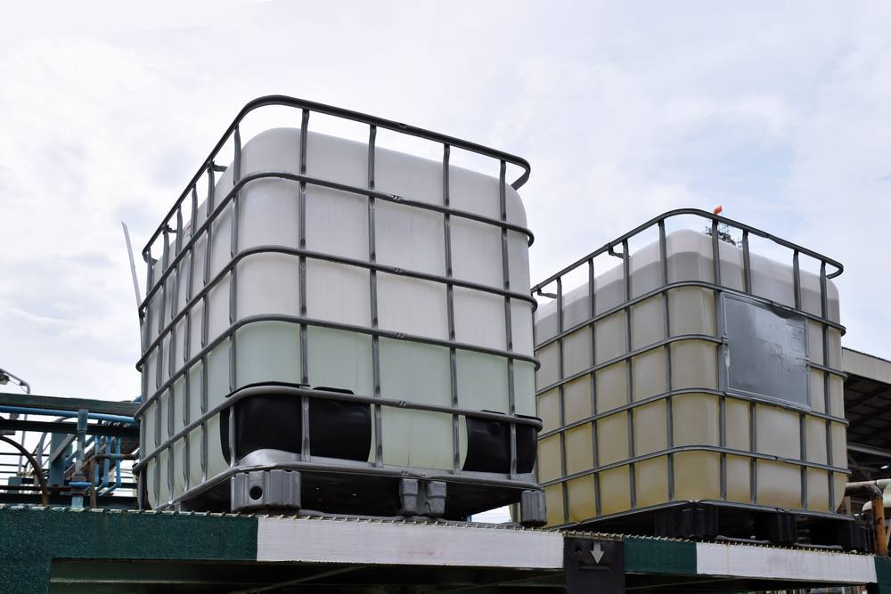 What are IBCs made of?-1